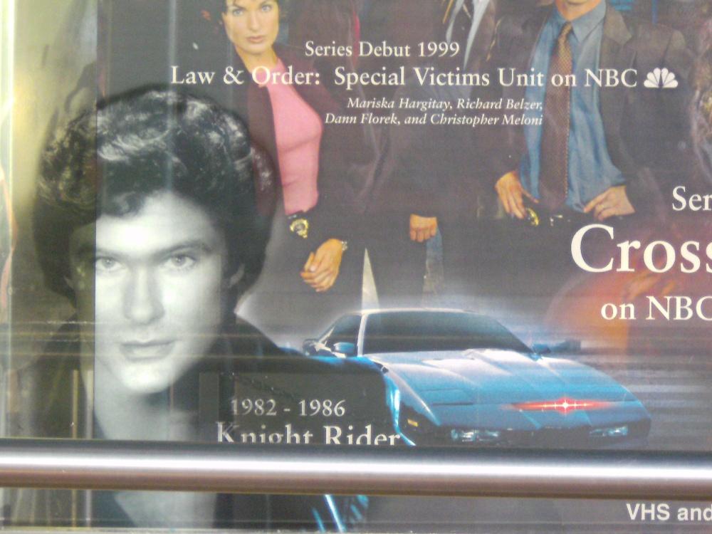 Knight Rider Knight Foundation Erster Deutscher Knight
